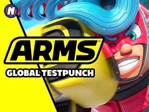 Clip: Arms Global Testpunch - Season 1