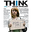 THINK Social Problems Audiobook by John Carl Narrated by Matthew Carlson