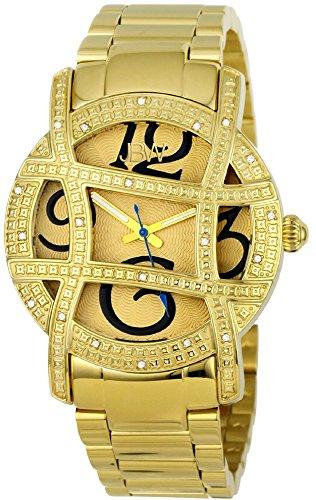 JBW Reloj Olympia Dorado Única