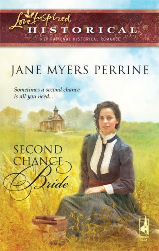 Image of Second Chance Bride (Love Inspired Historical #23)