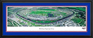 NASCAR Tracks - Talladega Superspeedway Aerial - Framed Poster Print by Laminated Visuals