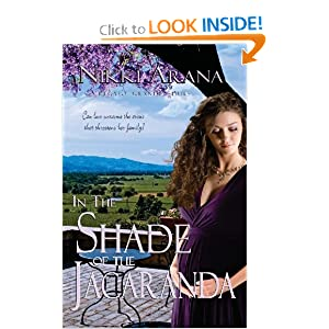 """In the Shade of the Jacaranda"" by Nikki Arana :Book Review"