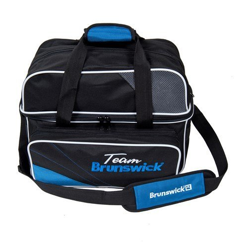 team-brunswick-double-tote-bowling-bag-holds-shoes-black-cobalt-by-brunswick