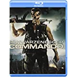 Commando [Blu-ray] ~ Arnold Schwarzenegger