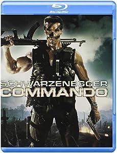 Commando [Blu-ray] [1986] [US Import] [Region A]