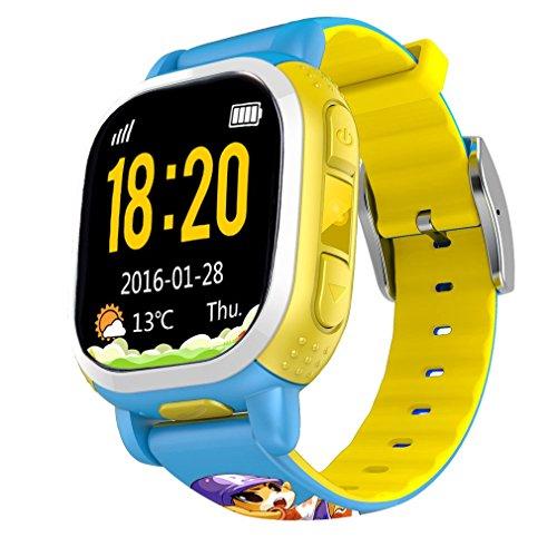 huayang-tencent-qq-smartwatch-kinder-handy-locator-tragbar-gps-sos-lbs-sms-intelligente-uhr-blau