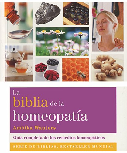LA BIBLIA DE LA HOMEOPATIA descarga pdf epub mobi fb2
