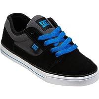 ディーシー DC Tonik Skate Shoe - Kids' Black Armor Royal アウトドア キッズ 子供 男の子 ブーツ 靴 シューズ 並行輸入