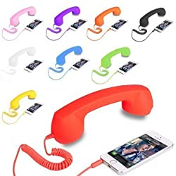 TLS Anti-Radiation Retro Style Handset COCO Phone With HD Speaker And Microphone
