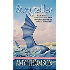 Story Teller by Amy Thomson
