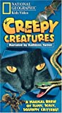 National Geographic's GeoKids: Creepy Creatures [VHS]
