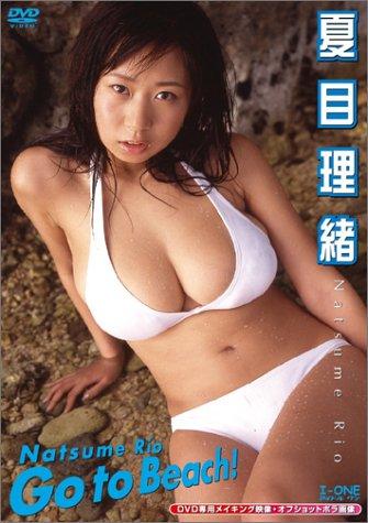 夏目理緒 Go to Beach! [DVD] / 夏目理緒 (出演)
