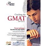 Cracking the GMAT with DVD, 2008 Edition (Graduate School Test Preparation) ~ Princeton Review