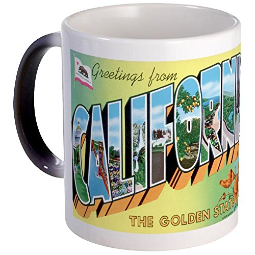 Vintage California Coffee Mug