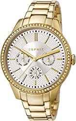 Esprit Analog White Dial Womens Watch - ES107132006