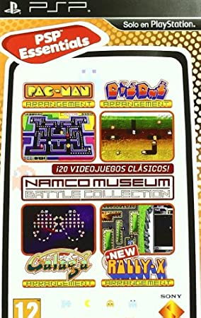 NAMCO MUSEUM BATTLE COLLECTION ESN