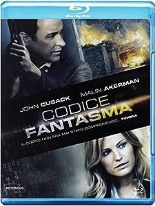 Amazon.com: codice fantasma (blu-ray) blu_ray Italian Import: john