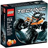 LEGO Technic 42001: Mini Off-Roader