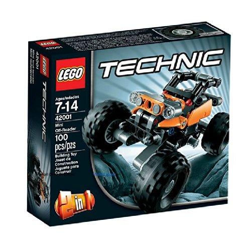 Lego Technic - 42001 - Jeu de Construction - Le Mini Tout - Terrain