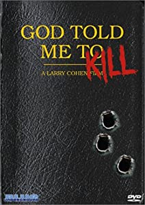 "Cover of ""God Told Me To"""