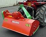 Tondo-broyeur pour micro-tracteur Kubota, Iseki avec cardan B4 80cm inclu - LINX-110