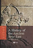 History of the Ancient Near East  by Van