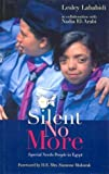 Specialist Study of Egypt and Culture:  Silent No More: Special Needs People In Egypt