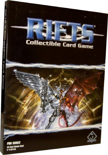 Rifts Collectible Card Game Sealed Starter Deck - 1