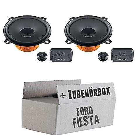 Ford fiesta 3 4 5 front dieci hertz dSK - 130 système de haut-parleurs 13 cm