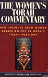 img - for The Women's Torah Commentary: New Insights from Women Rabbis on the 54 Weekly Torah Portions book / textbook / text book