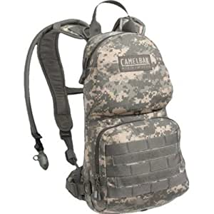 Camelbak Adult M.U.L.E. Mil Spec Antidote Hydration Backpack, Camo, Small