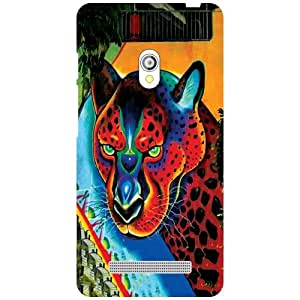 Asus Zenfone 5 A501CG - Animal Matte Finish Phone Cover