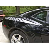 2010 2011 2012 2013 2014 Camaro Fade Quarter Decal Stripes
