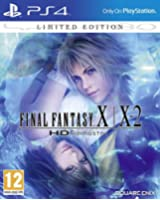 Final Fantasy X/X-2 HD Remaster + Steelbook