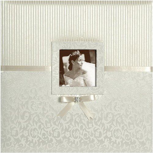 fotoalbum hochzeitsalbum fotobuch 24 5x24 5 44 wei e seiten 22 bl tter 2910 stx. Black Bedroom Furniture Sets. Home Design Ideas