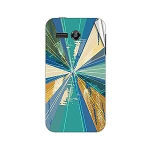 Garmor Designer Mobile Skin Sticker For Huawei Honor Holly U19 - Mobile Sticker