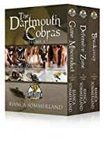 The Dartmouth Cobras Box Set Volume 1 (The Dartmouth Cobras series)