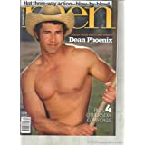 Men February 2005 (Cover: Dean Phoenix) ~ Men Magazine