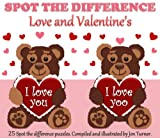 Spot the difference - Love and Valentines