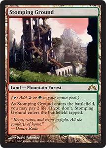 Magic: the Gathering - Stomping Ground (247) - Gatecrash