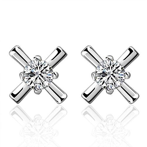 duo-la-elegant-simple-925-silver-plated-cubic-zirconia-lady-charm-stud-earrings