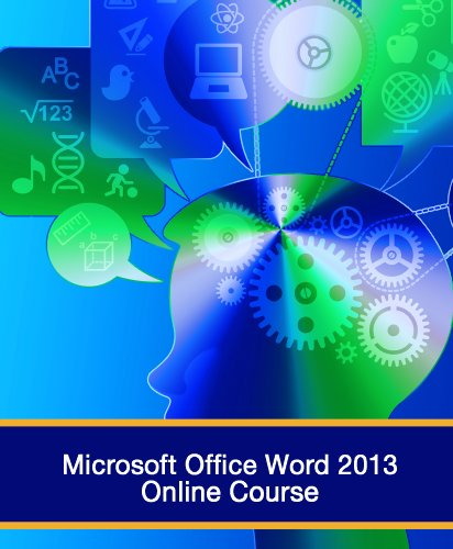 Microsoft Office Word 2013 Online Course