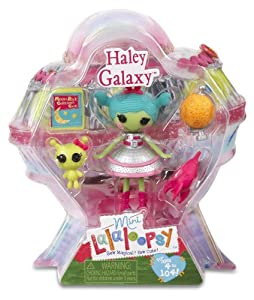 Lalaloopsy Mini Hailey Galaxy Doll
