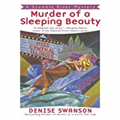 Murder of a Sleeping Beauty: A Scumble River Mystery, Book 3 | Denise Swanson