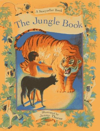 A Storyteller Book: The Jungle Book