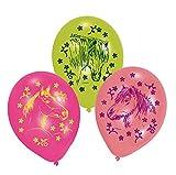 6 Luftballons Pferde Rezessionen