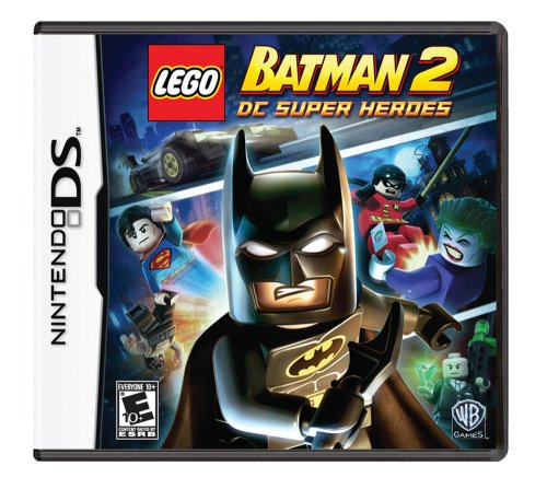 LEGO Batman 2: DC Super Heroes - Nintendo DS - 1