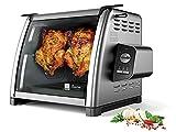 5500 Series Rotisserie Oven Finish: Stainless Steel
