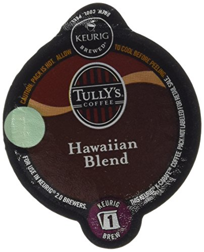Keurig 2.0 Tully's Hawaiian Blend K-carafe Packs (8) (K Carafe Keurig compare prices)