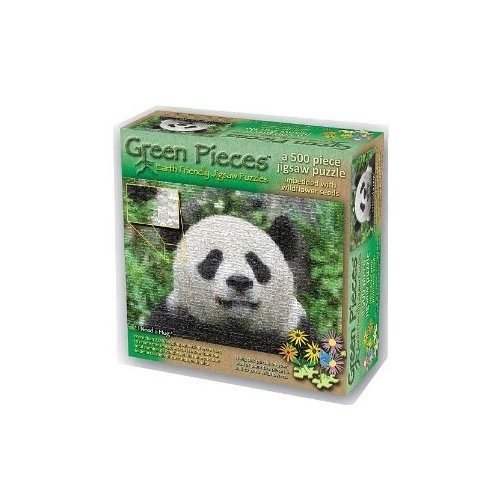 TDC Games Green Pieces Puzzle - I Need a Hug